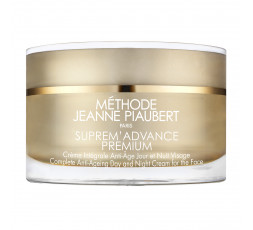 SUPREM'ADVANCE PREMIUM Complete Anti-Ageing Day and Night Cream for the Face