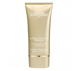 SUPREM'ADVANCE PREMIUM Complete Anti-Ageing Cream for Neck and Décolleté