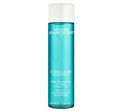 TONICLAIRE Skin Toner and Cleansing Gel Face and Eyes